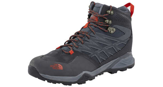 The North Face Hedgehog Hike Mid GTX Schoenen grijs/zwart